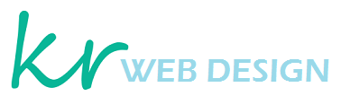KR Web Design Logo